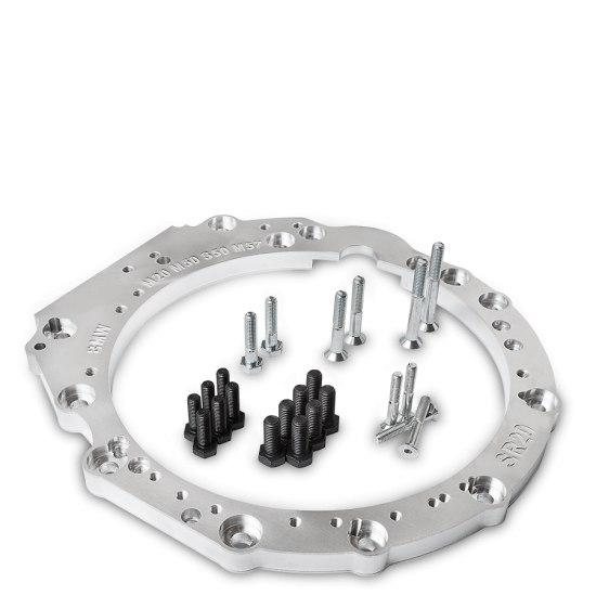 Adapter skrzyni biegów Nissan SR20 - BMW M50, M52, M57 - GRUBYGARAGE - Sklep Tuningowy